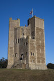 Orford Castle, Suffolk, England Royalty Free Stock Photo