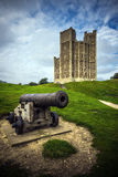Orford Castle Royalty Free Stock Photos