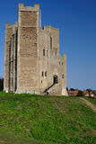 Orford Schloss stockfotos
