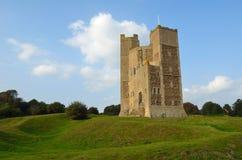 Orford-Schloss Stockbilder