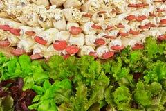 Orgânico fresco Foto de Stock
