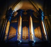 organ obraz royalty free