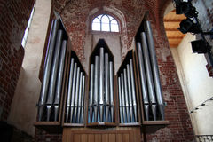 Organ Royalty Free Stock Image