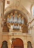 Organ. Royalty Free Stock Photo