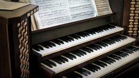 organ arkivfoto