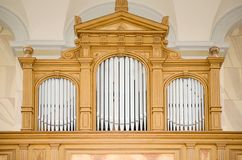 Organ Royalty Free Stock Images