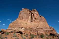 The Organ. In Arches NP Royalty Free Stock Photo