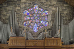 Organ Cathedral,Galway Royalty Free Stock Image