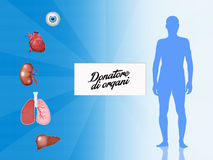 Organ donor Stock Photo