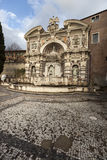 Organ Fountain (Fontana dell Organo) Villa D Este, Tivoli. Italy Royalty Free Stock Images