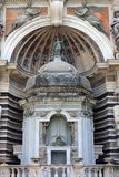 Organ Fountain, Tivoli. Detail of the Organ Fountain, Villa d`Este, Tivoli, Italy Stock Photography