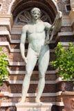 Organ Fountain in Villa d'Este stock photos