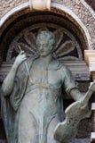 Organ Fountain, Villa d`Este, Tivoli, Italy Stock Photos