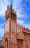 Organ Hall, Kaliningrad. KALININGRAD, RUSSIA — APRIL 18, 2014: Organ Hall in Kaliningrad Royalty Free Stock Photo