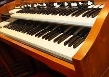 Organ, Musikinstrument lizenzfreie stockfotografie