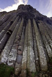 The organ - part of the Giant's Causeway UNESCO World heritage site Royalty Free Stock Photos