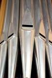 Organ Pipes Stock Photography