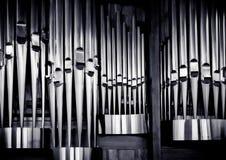 Organ pipes set
