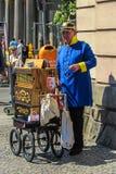 Organ-Schleifer Lizenzfreies Stockbild