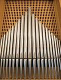 Organ tubes Stock Photos