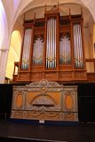 Organ Utrecht Arkivfoto