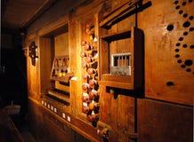 Organe, église de Cadaques images stock