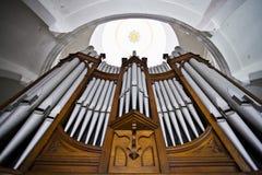Organe antique image stock