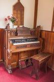 Organe d'église chrétienne image stock
