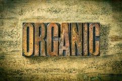 Organic Royalty Free Stock Photos