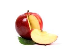 Organic apple Stock Photo
