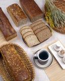Organic bakery Stock Image