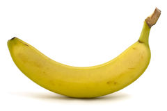 Organic Banana Royalty Free Stock Image