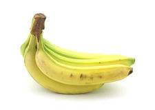 Organic bananas Royalty Free Stock Photo