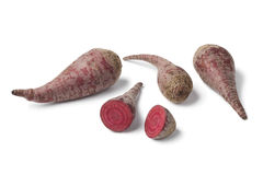 Organic beets Royalty Free Stock Photography