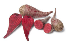 Organic beets Stock Photography