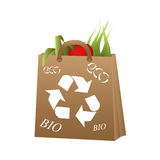 Organic and bio food Stock Photos