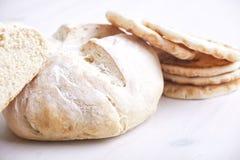 Organic bread stock photography