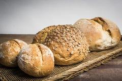 Organic bread Royalty Free Stock Photography