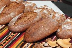 Organic bread Stock Image