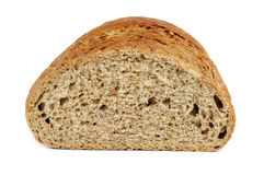 Organic bread with seeds Stock Photography