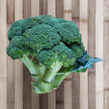 Organic broccoli. Royalty Free Stock Images