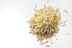 Organic brown rice 1 Stock Photography