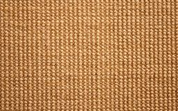 Organic carpet from sisal. For cat royalty free stock images
