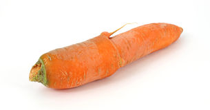 Organic carrot Stock Photo