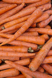 Organic Carrots Stock Photos