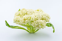Organic cauliflower Royalty Free Stock Images