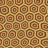Organic cells seamless repetitive vector pattern. Colorful organic cells seamless repetitive vector pattern texture background. For print, fashion design Royalty Free Stock Image