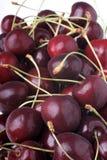Organic Cherries Stock Photography