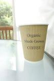 Organic coffee Royalty Free Stock Photography