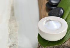Organic cosmetics Royalty Free Stock Image